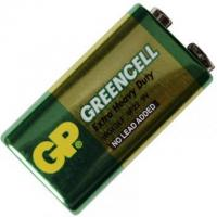БАТАРЕЙКА GP GREENCELL 6F22 9V